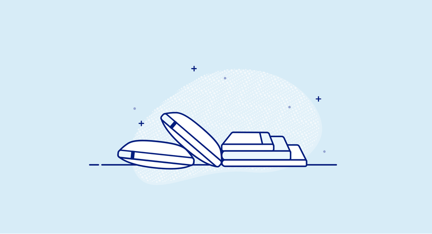 Comfy bundle illustration