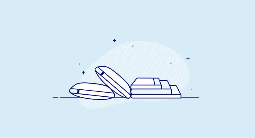 Comfy bundle illustration