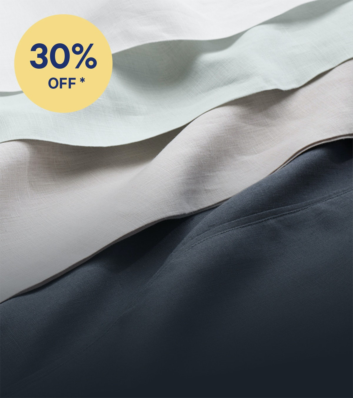 Airy Linen Sheets