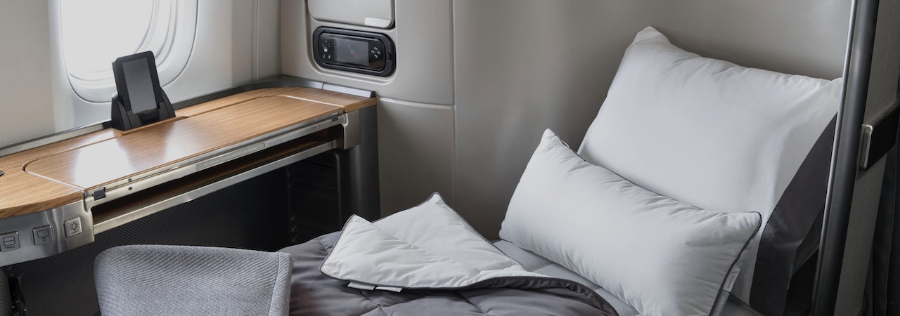 Casper And American Airlines Reimagining Sleep At 30 000