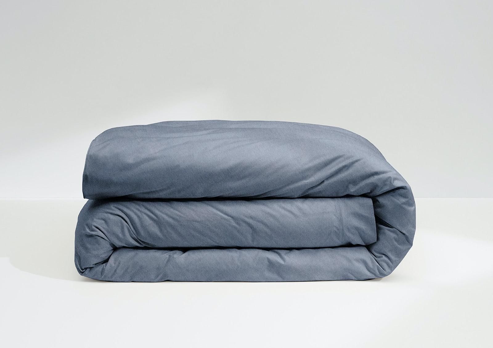 Cool Supima® Duvet Cover, Azure