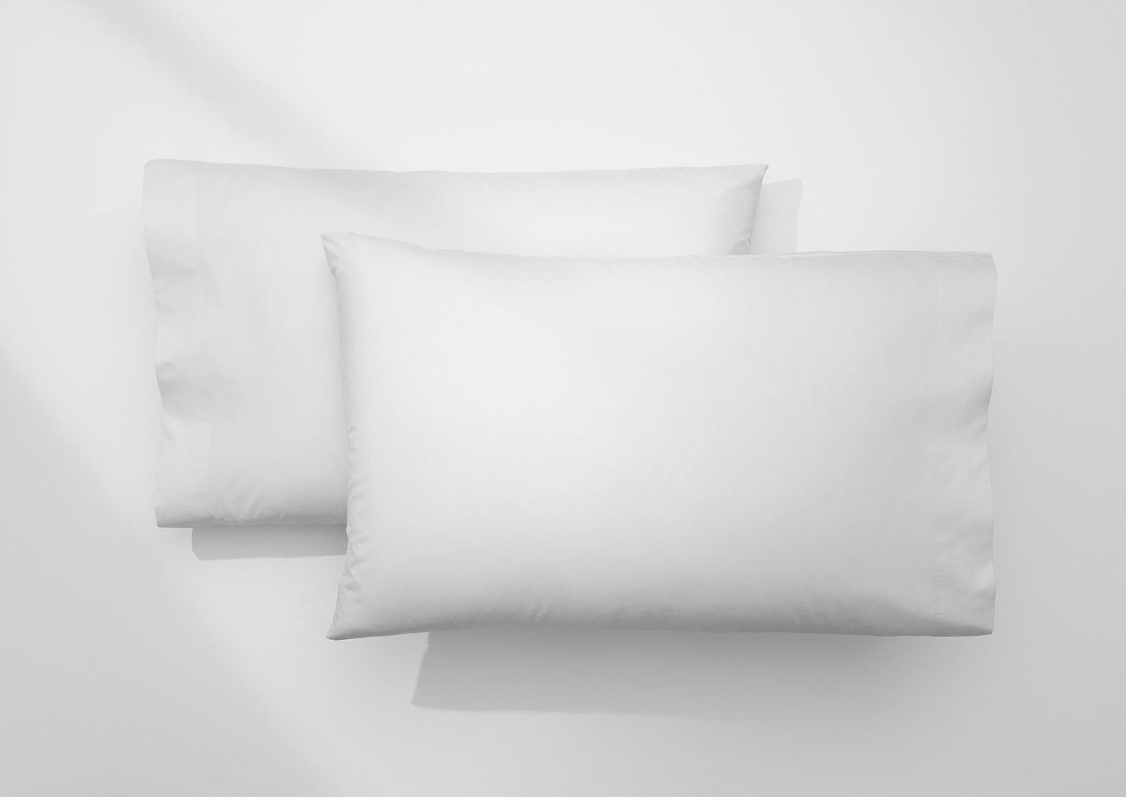 Cool Supima® Pillowcase Set, Cream
