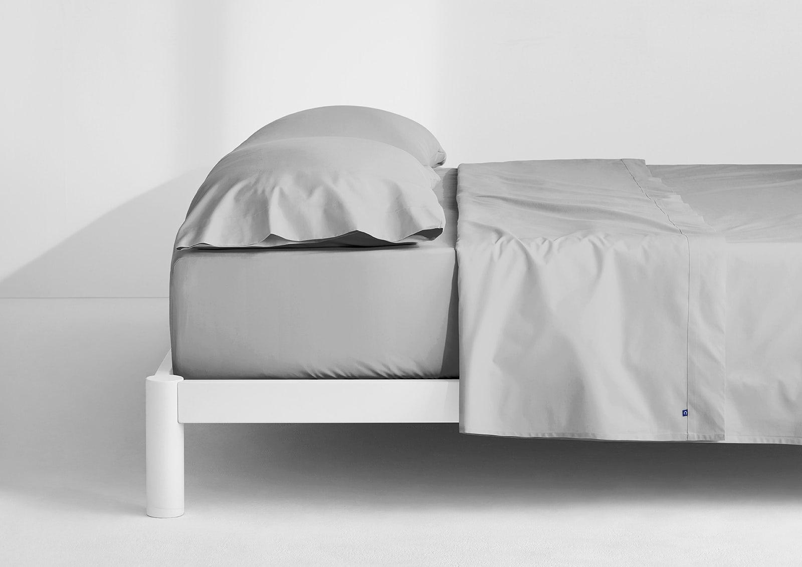 Cool Supima® Sheet Set, Gray