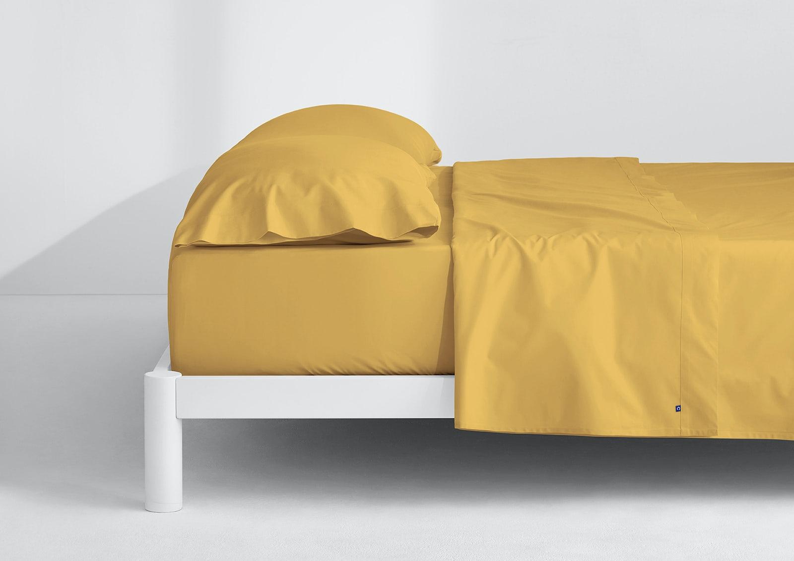 Cool Supima® Sheet Set, Honey