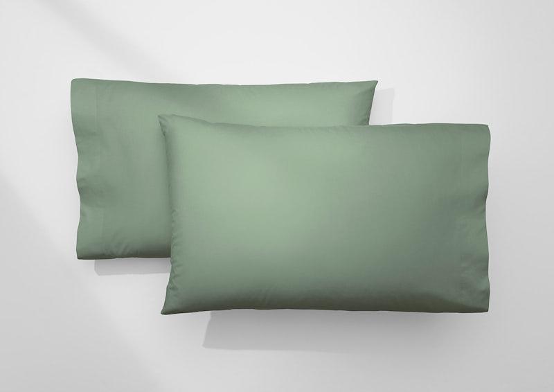 Supima® Doux ensemble de taies, Jade