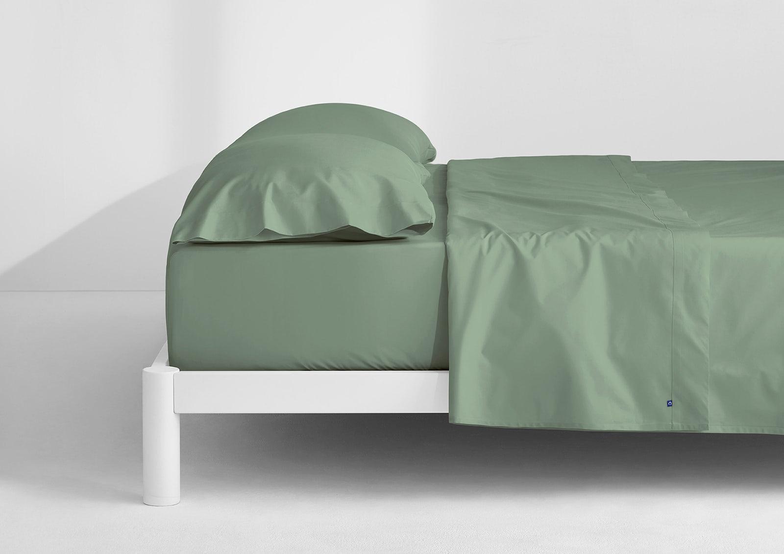 Cool Supima® Sheet Set, Jade