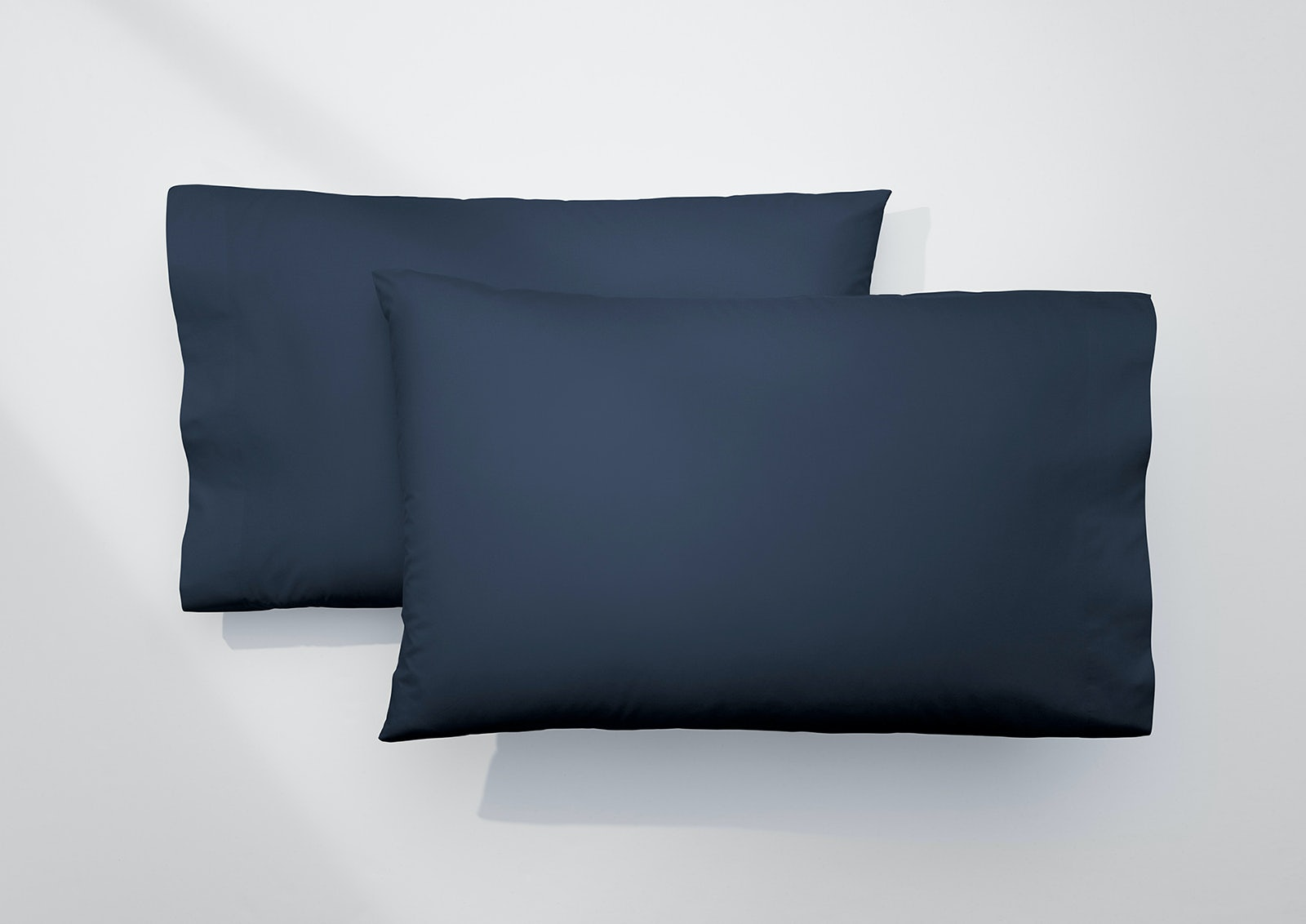 Cool Supima® Pillowcase Set, Navy