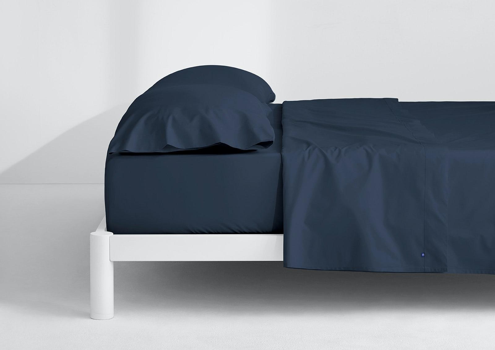 Cool Supima® Sheet Set, Navy