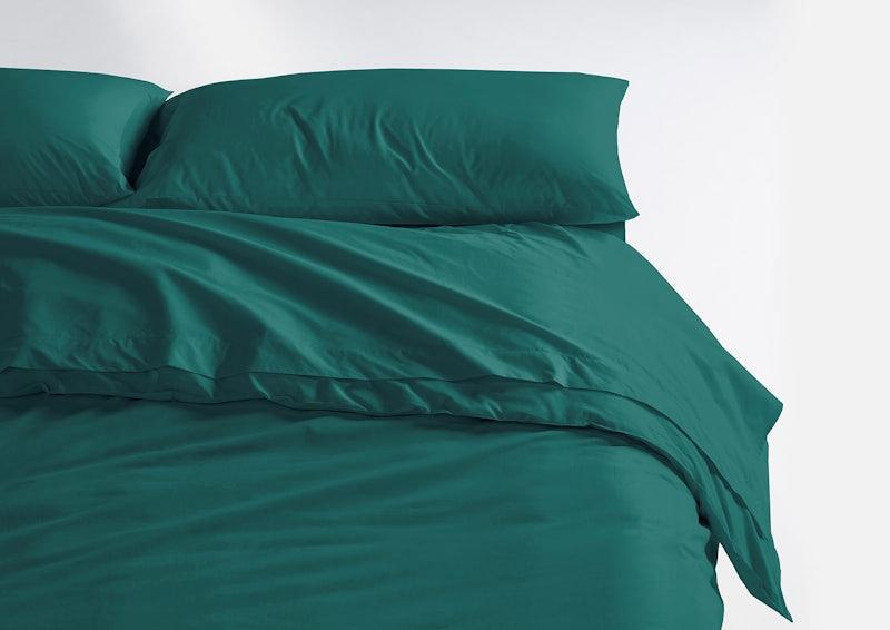 Supima® Doux ensemble de draps + house de couette, Pin