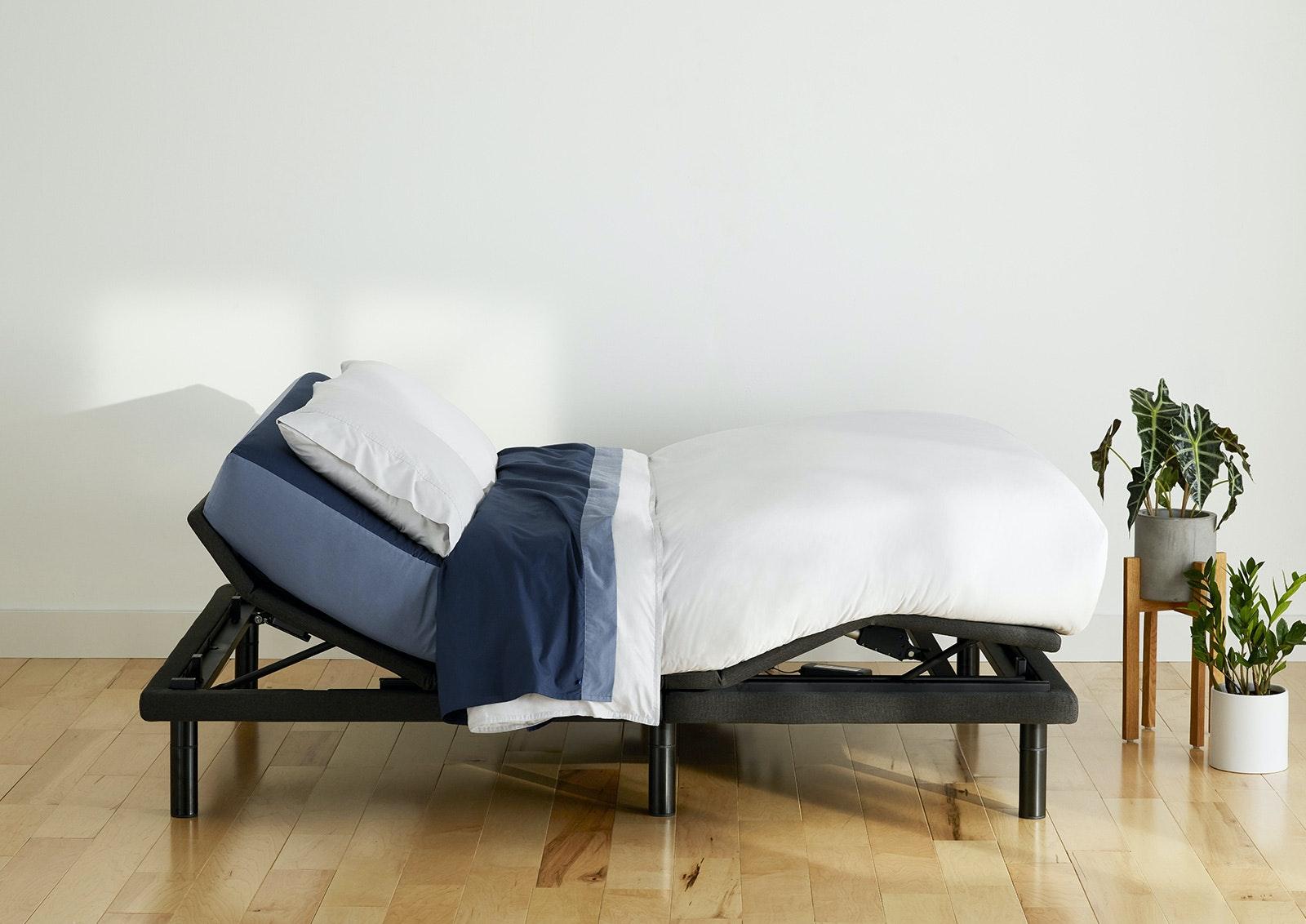 Picture of: The Adjustable Pro Buy Casper S Ultimate Adjustable Bed Frame Casper
