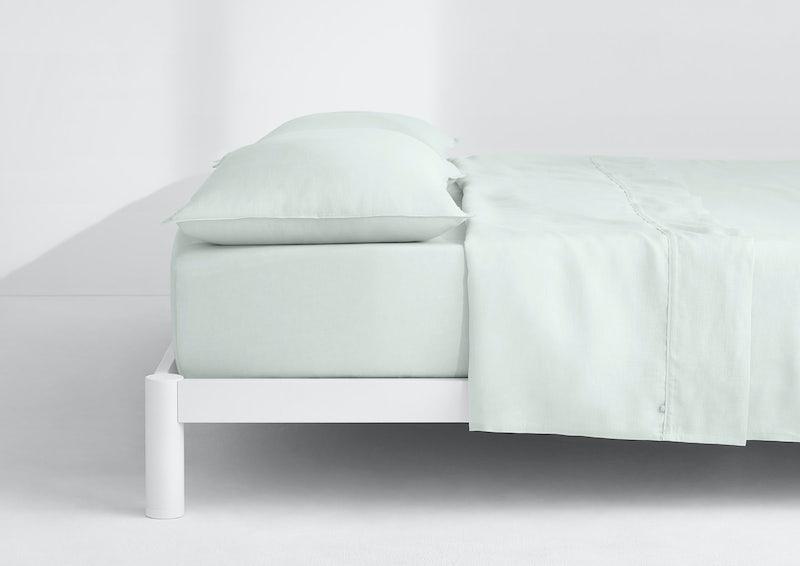 Airy Linen Sheet Set, Mist