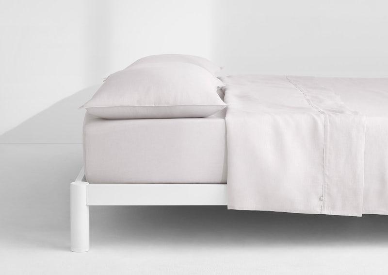 Airy Linen Sheet Set, Oat