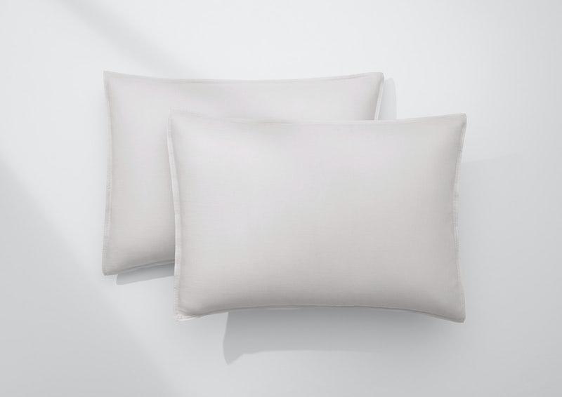 Airy Linen Pillowcase Set, Oat