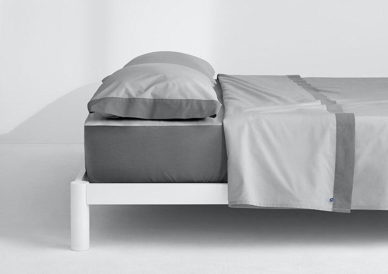 Cool Supima® Sheet Set, Gray / Slate