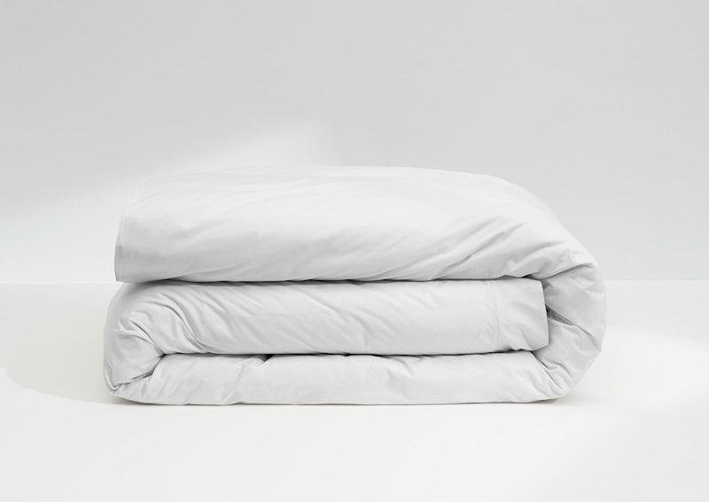 Cool Supima® Duvet Cover, White