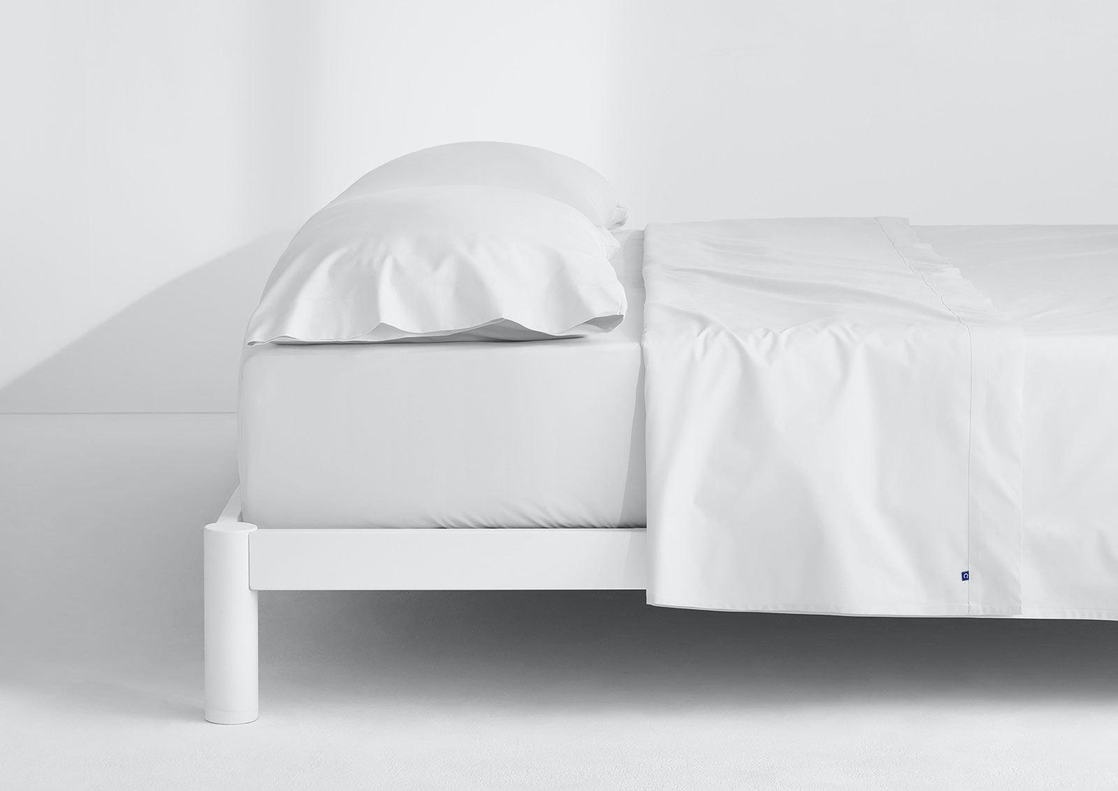 Supima® Doux ensemble de draps, Blanc