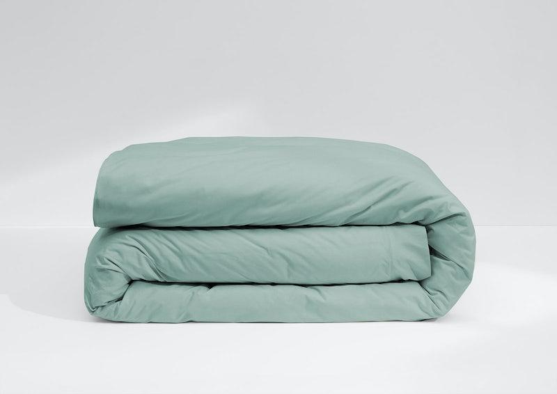 Weightless Cotton Duvet Cover, Mint