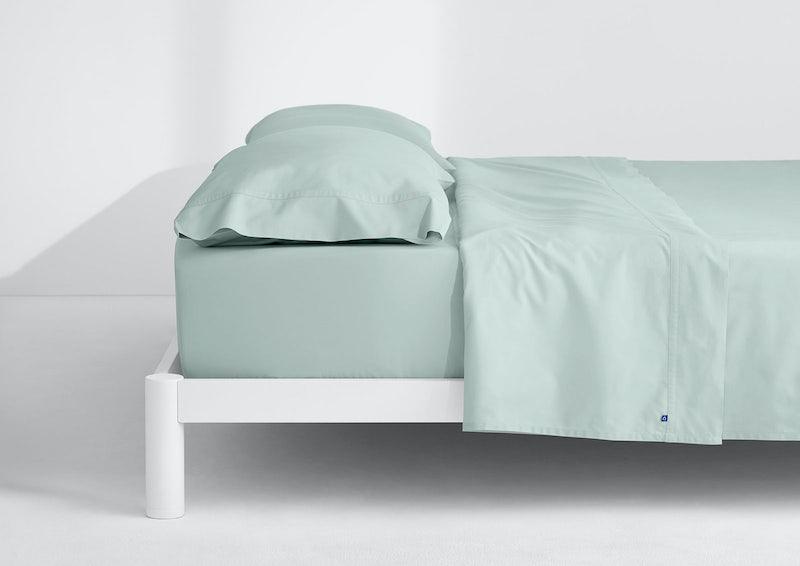 Weightless Cotton Sheet Set, Mint