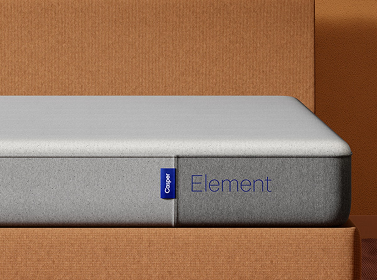 Element mattress view