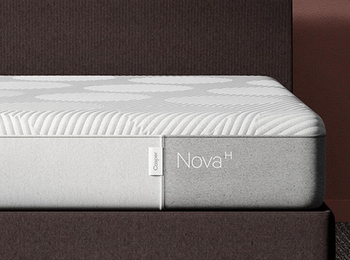 Nova mattress view