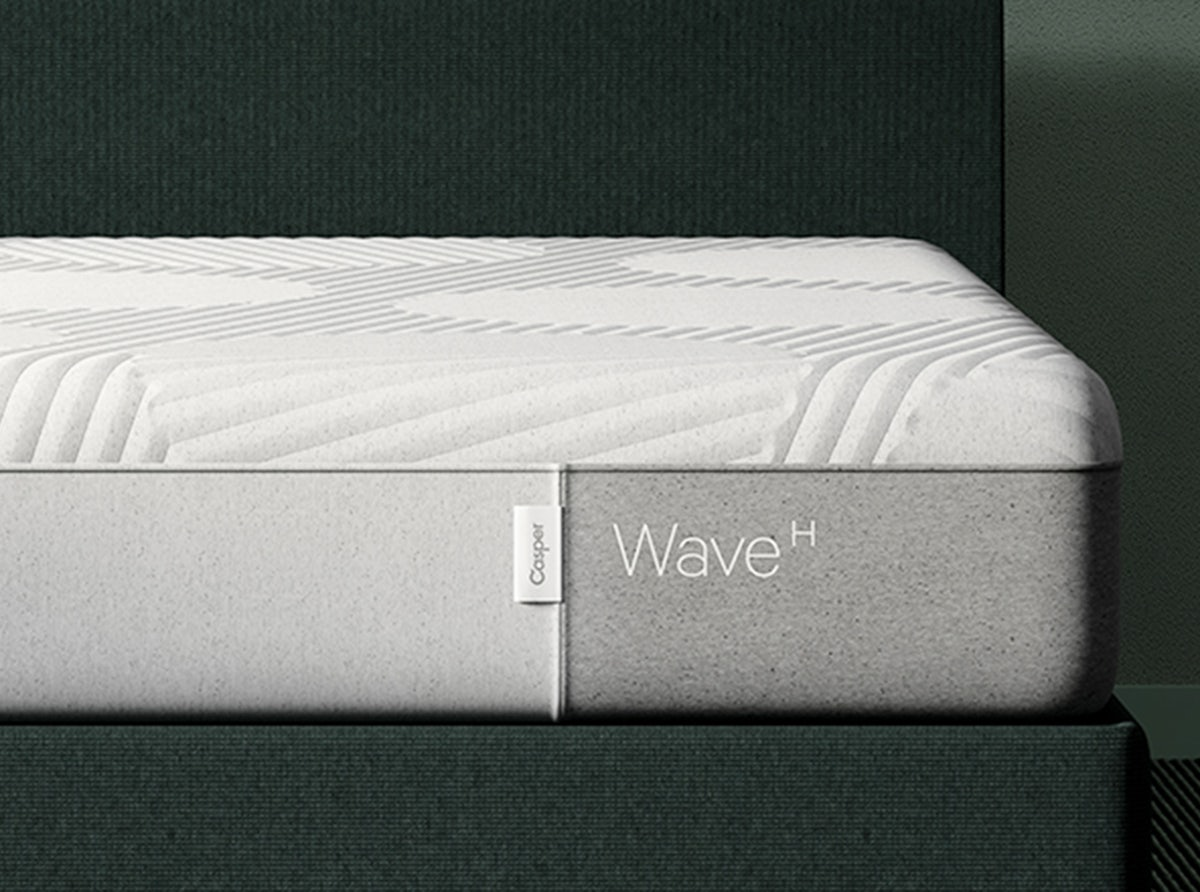 Wave mattress view