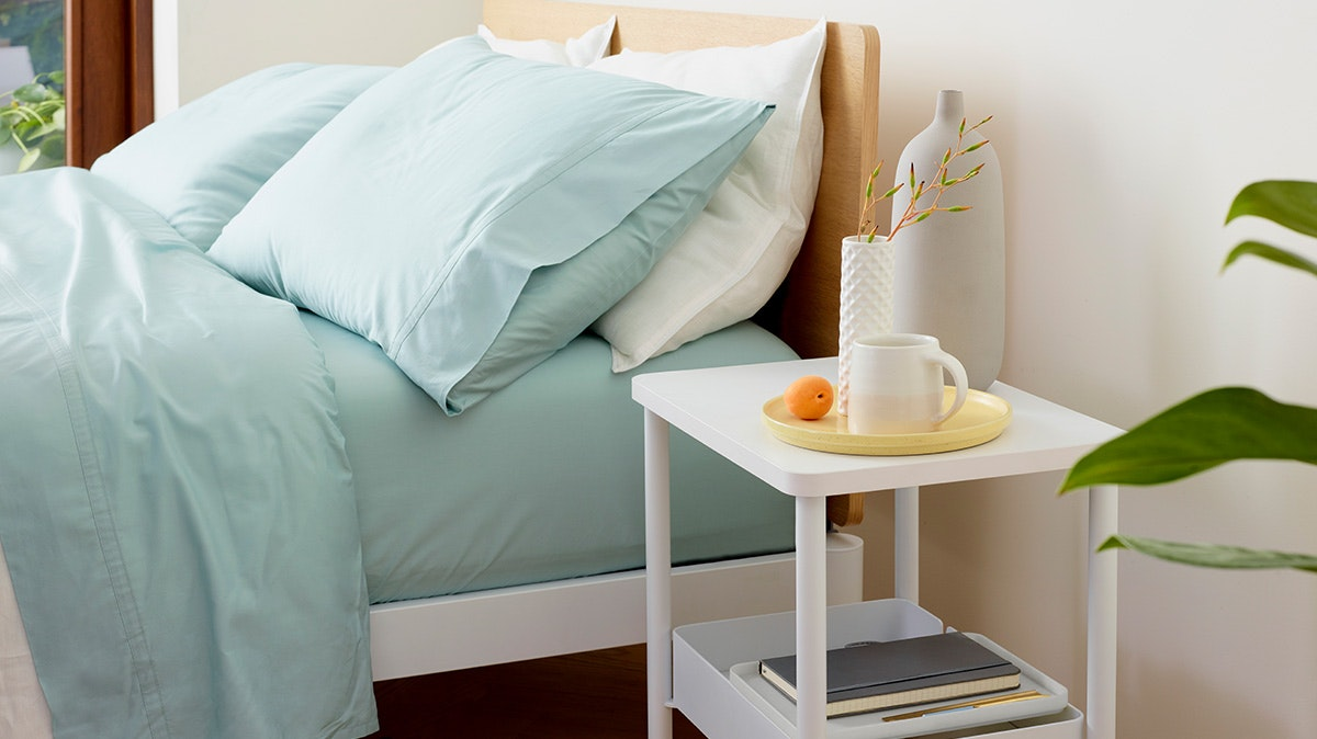 Create A Bedroom Youu0027ll Love Waking Up To. The Nightstand ...