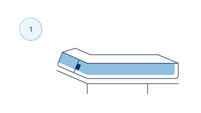 Casper Adjustable Bed Frame