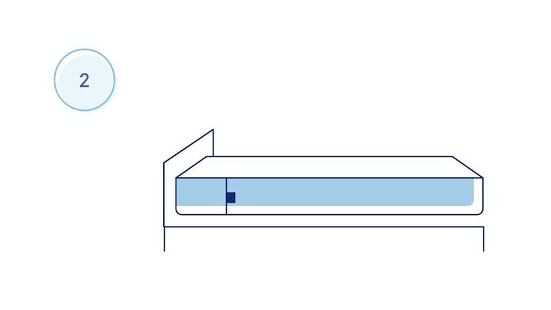Casper Platform Bed