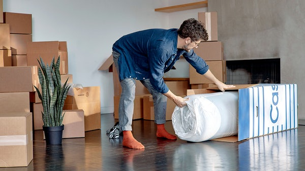 Trial of mattress