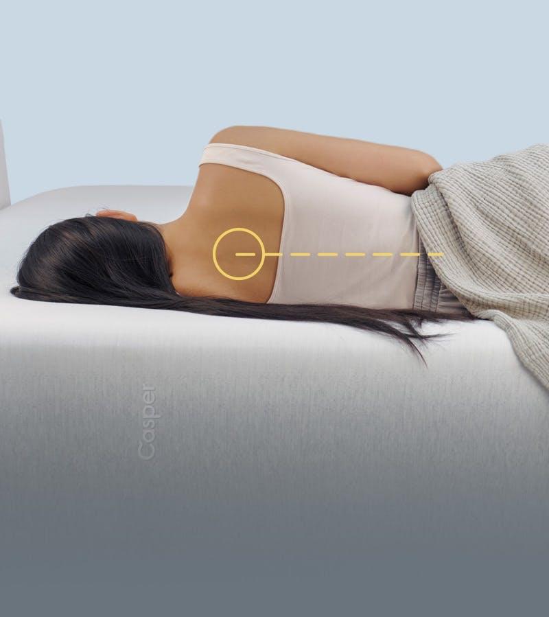the best bed for better sleep caspera