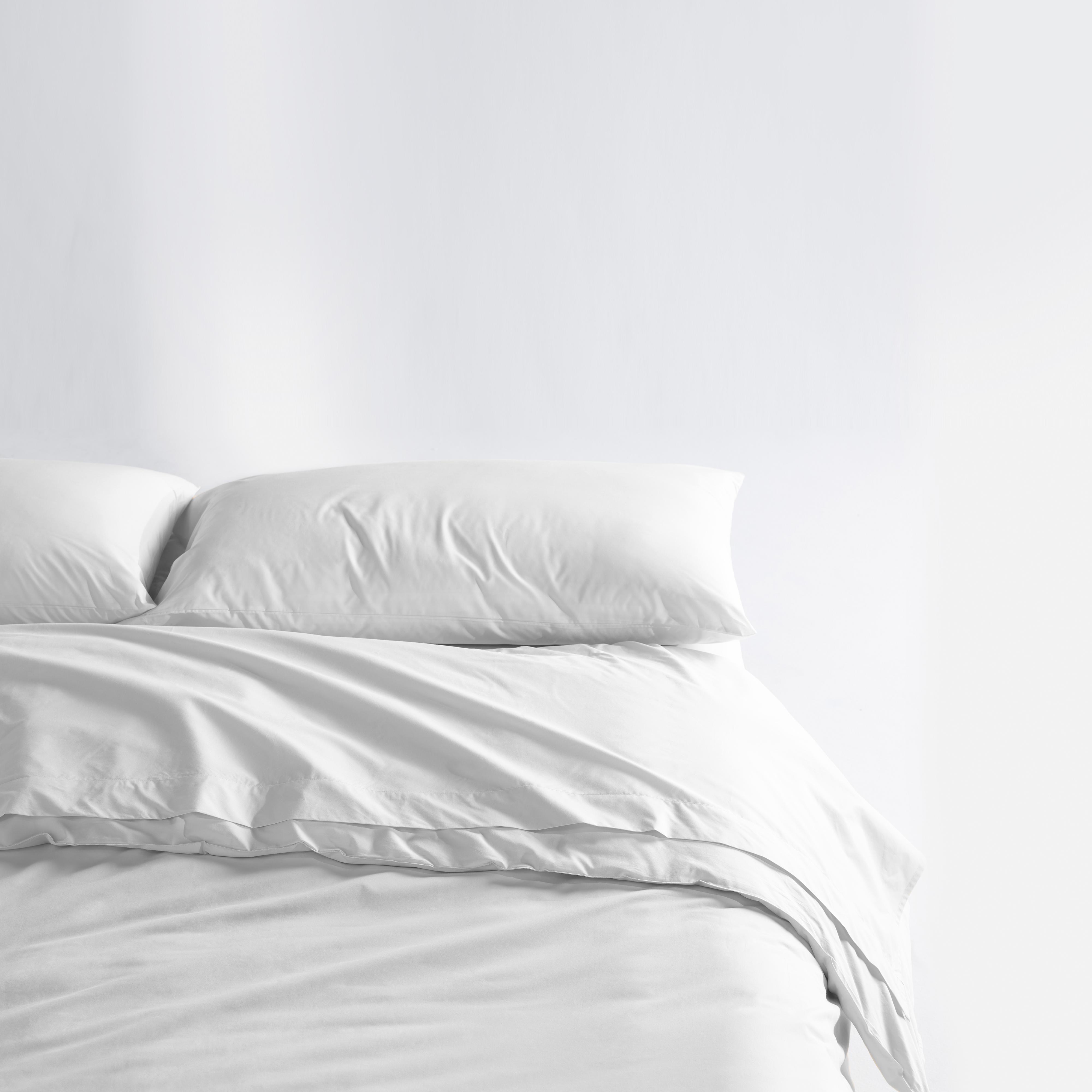 Die Casper Bettbezug 200 x 200 (Weiß) | Heimtextilien > Bettwäsche und Laken | Weiß | Casper
