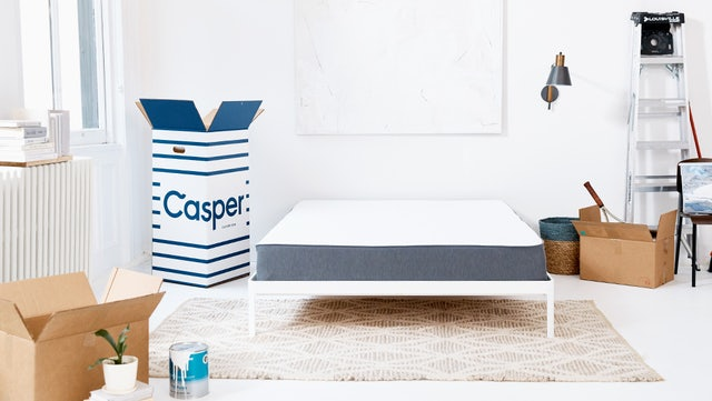 The Best Bed For Better Sleep Casper 174