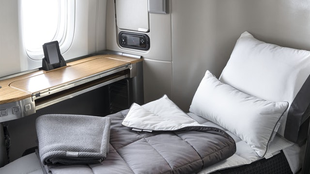 We re partnering with American Airlines to bring great sleep to the sky. The Best Bed for Better Sleep   Casper