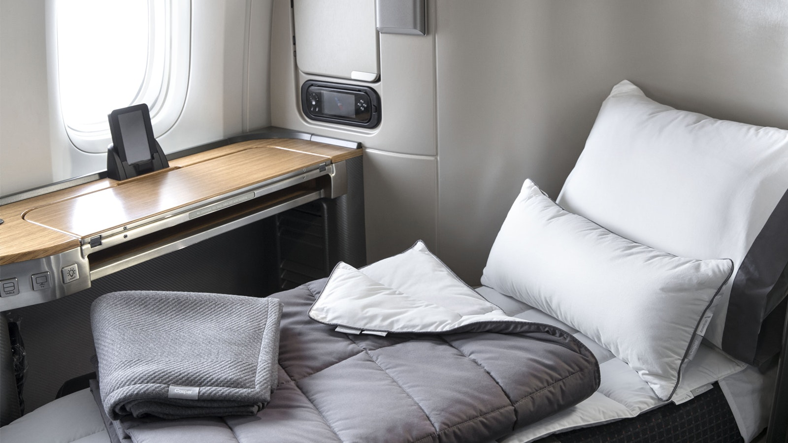 weu0027re partnering with american airlines to bring great sleep to the sky