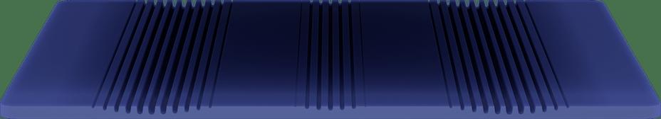 Nova Hybrid mattress first layer render