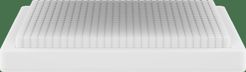 Wave Hybrid mattress base layer render