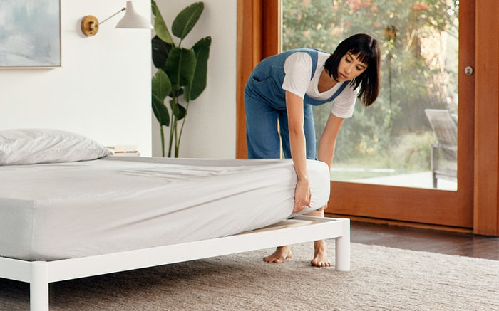 What goes under your mattress?