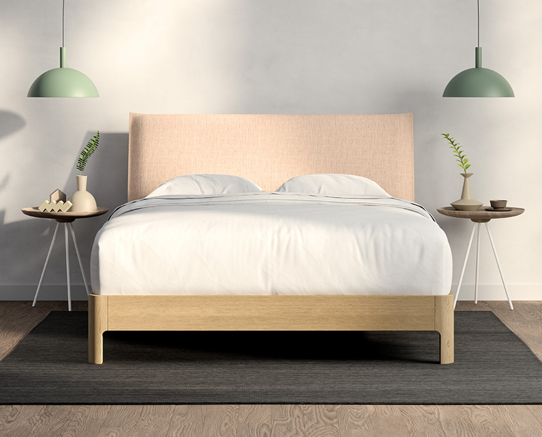 Repose Bed Frame