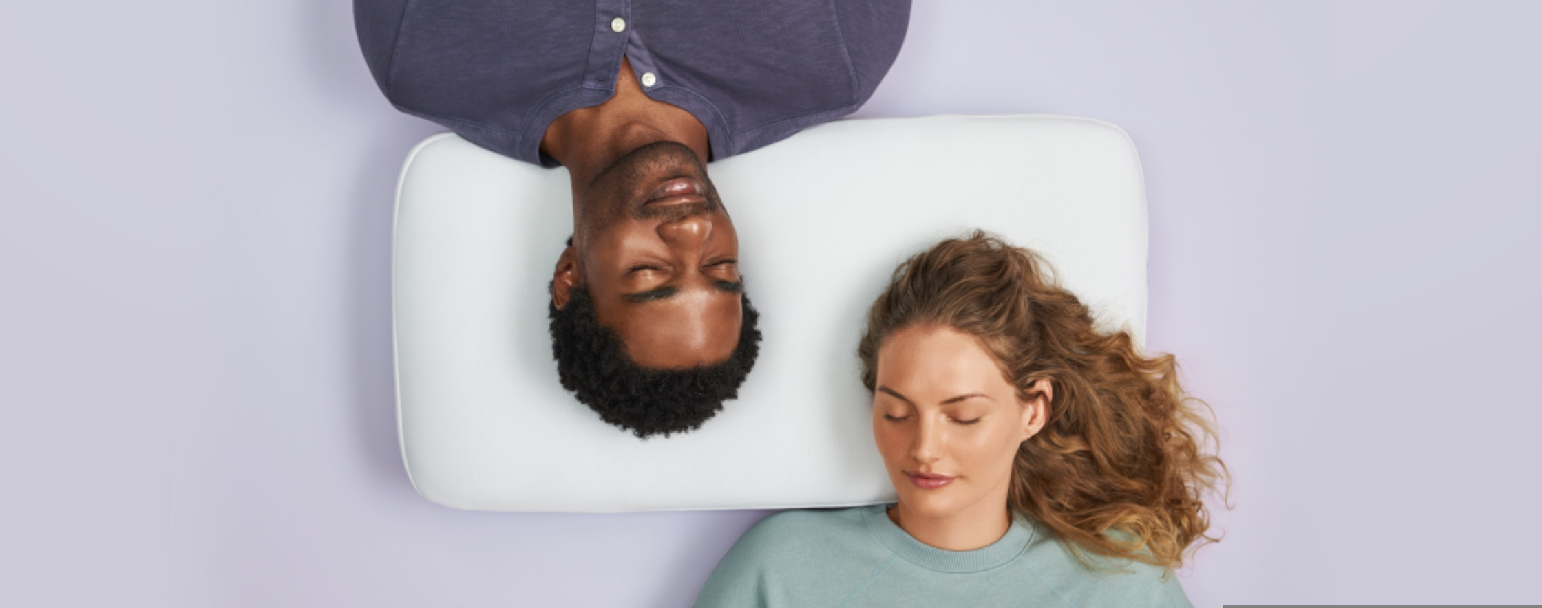 Foam Pillow for contouring support