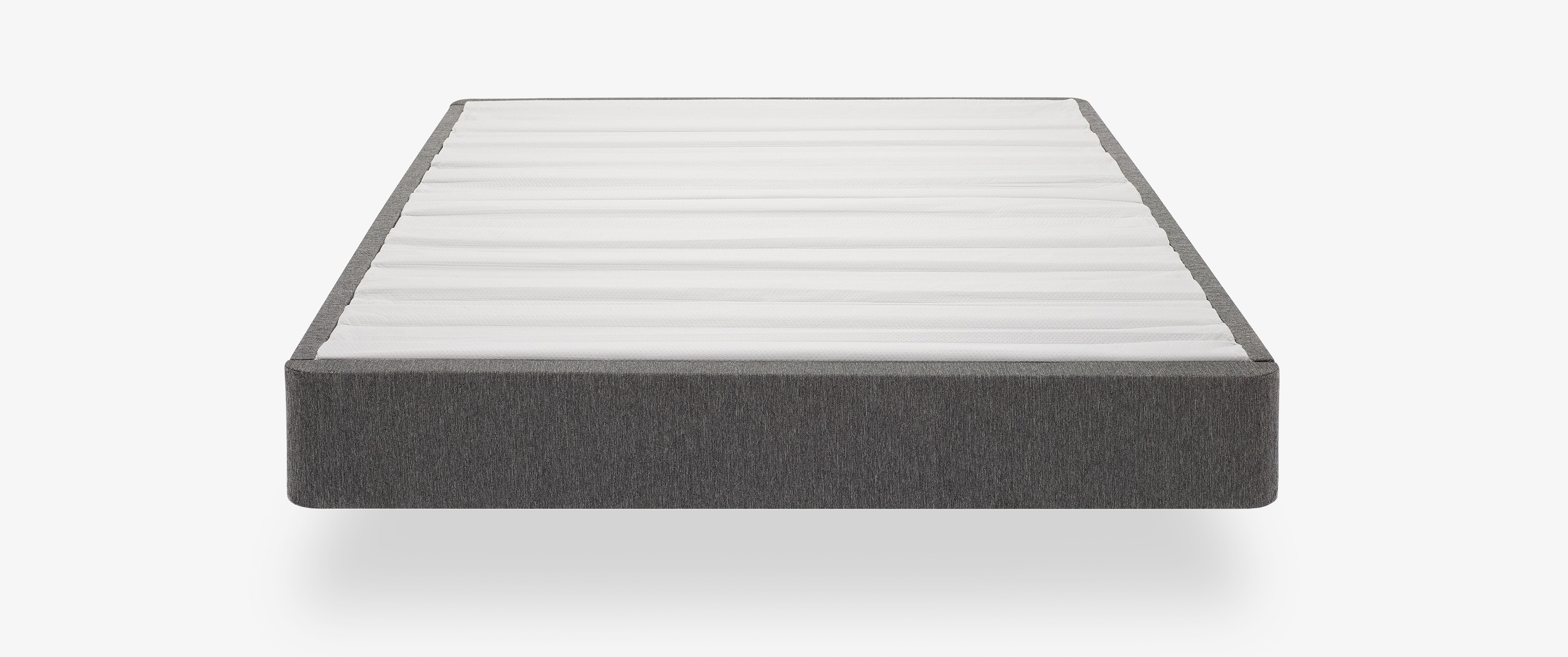 top view of the casper foundation - Box Spring Mattress