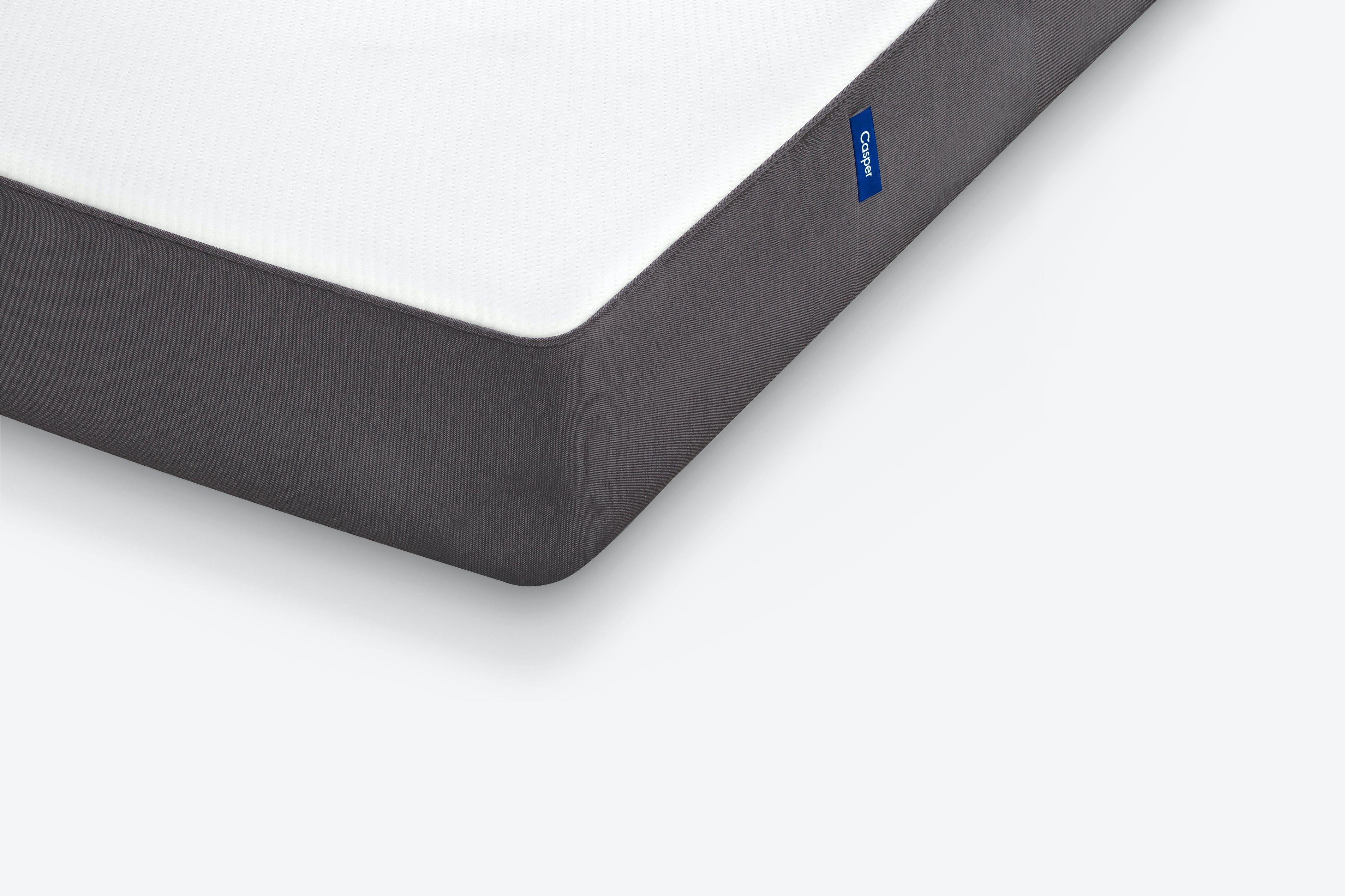Casper mattress corner