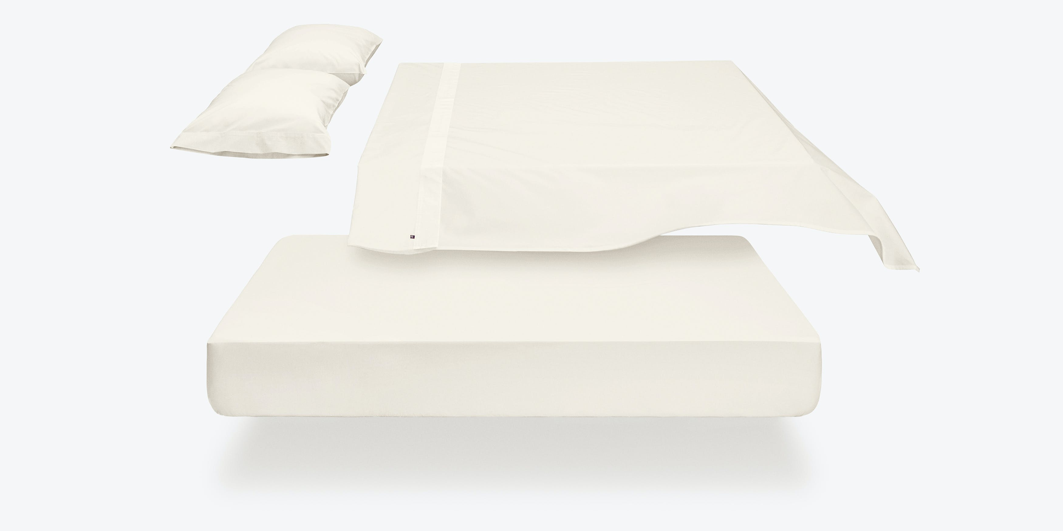 Casper Cream Sheets (Set)