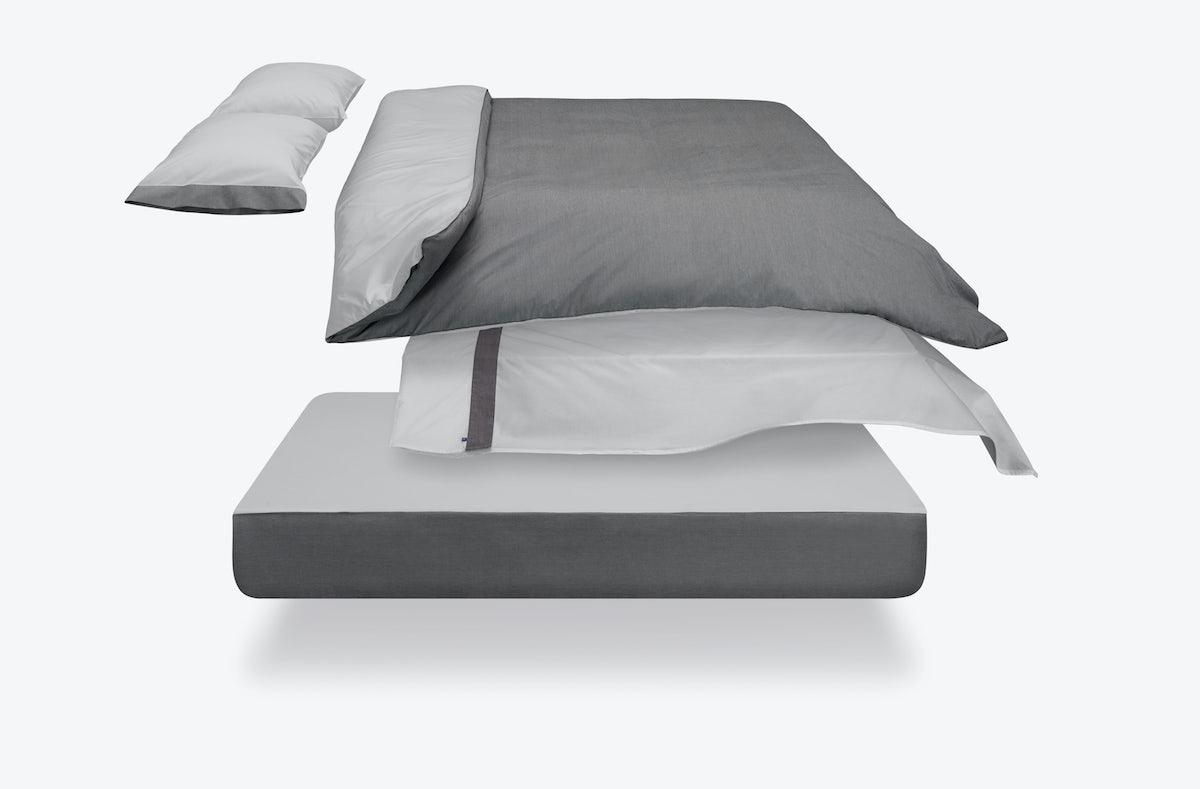 Casper Gray-Slate Sheets (Set)