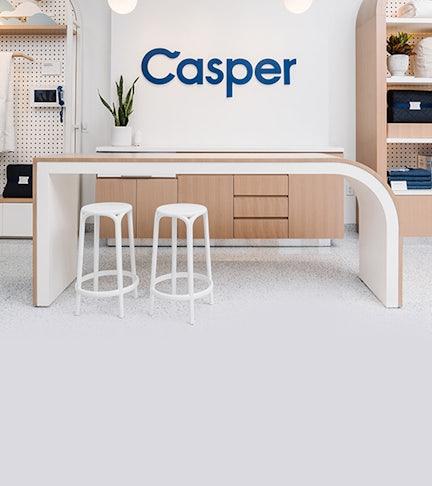 Visit Casper Sleep Stores