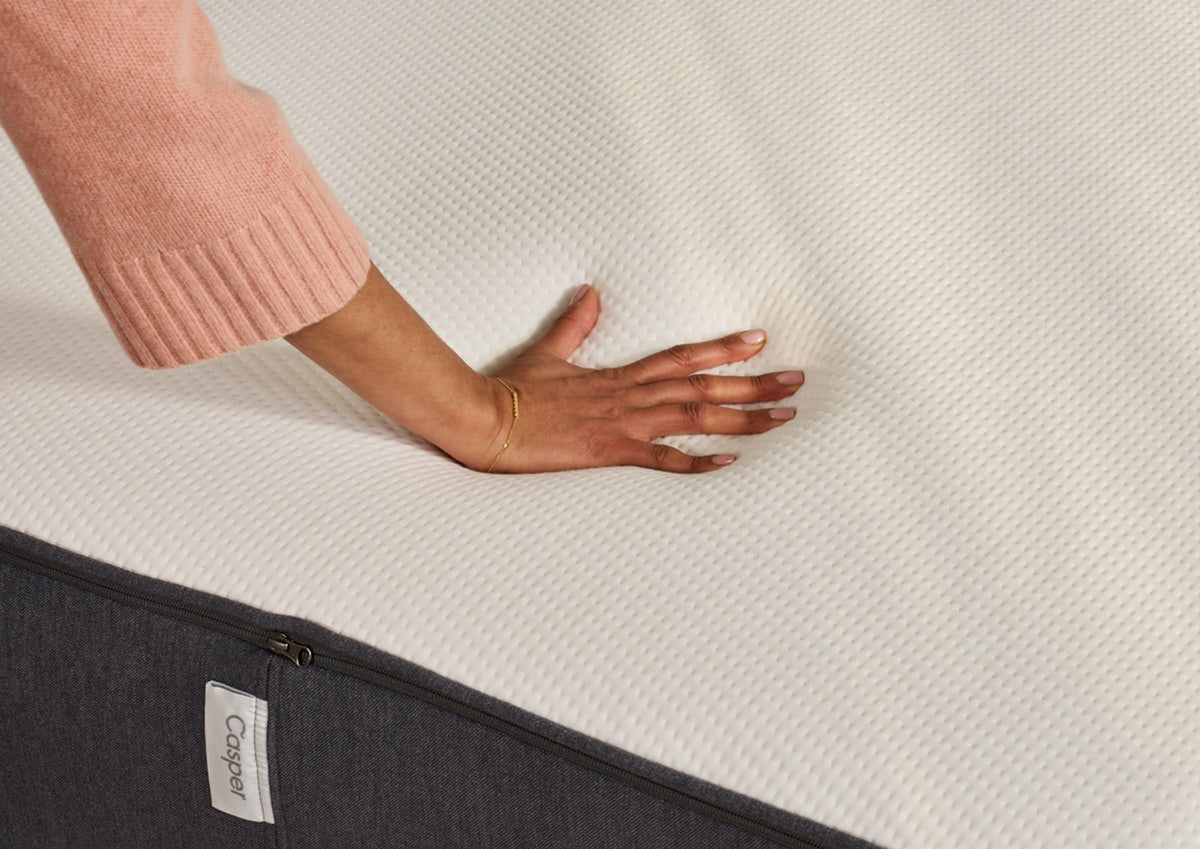 Casper Mattress (Close up)