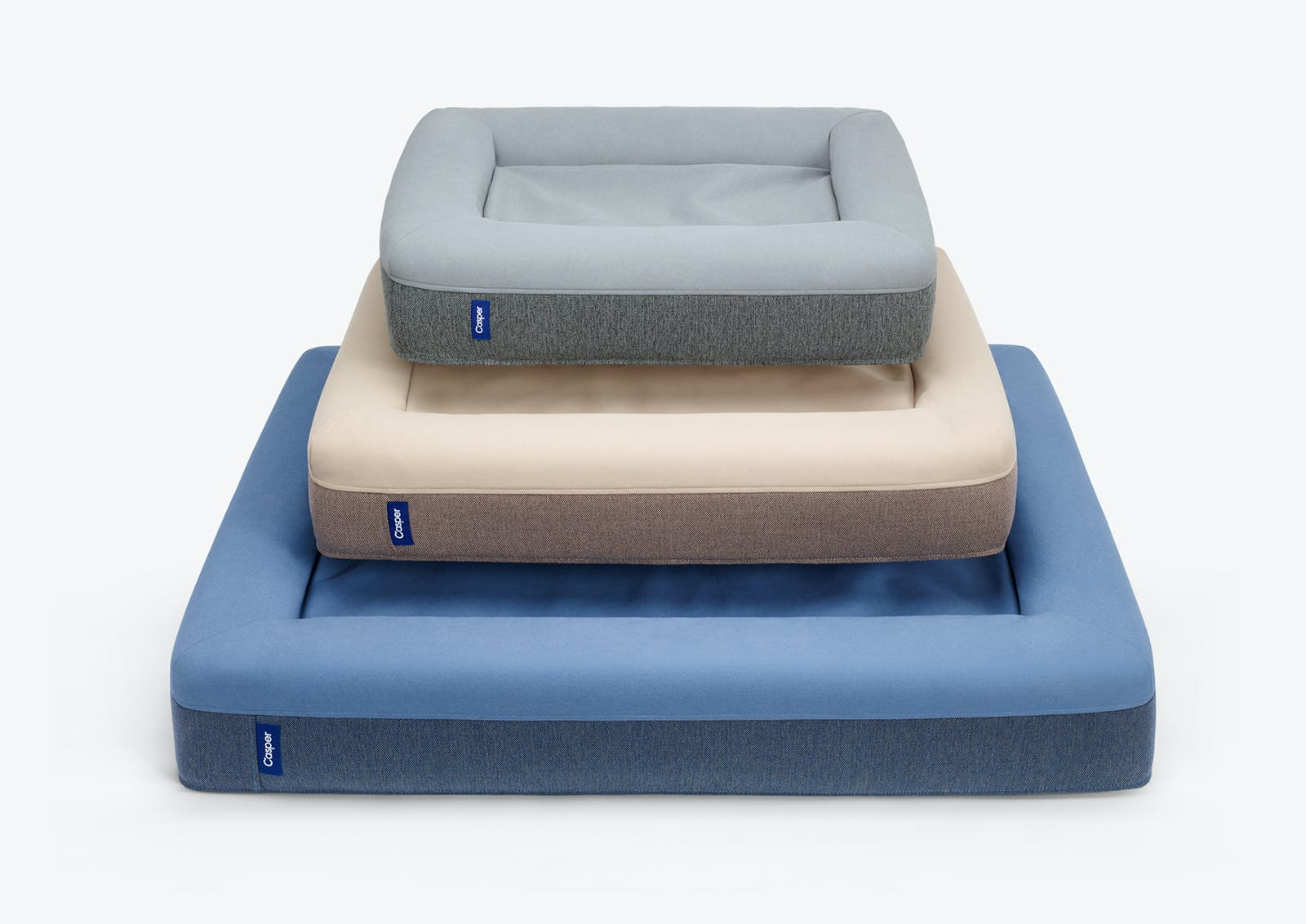 Dog Bed - Stacked