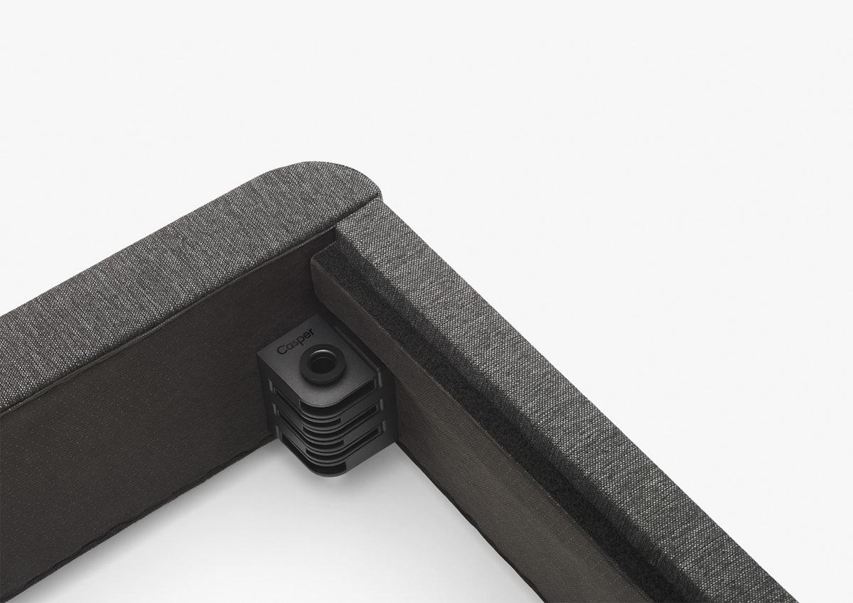 Foundation corner detail
