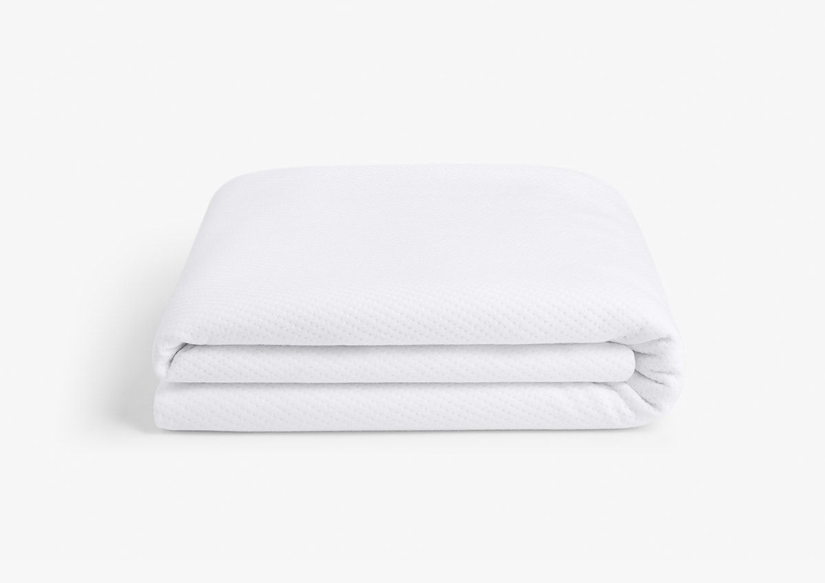 Mattress Protector Folded