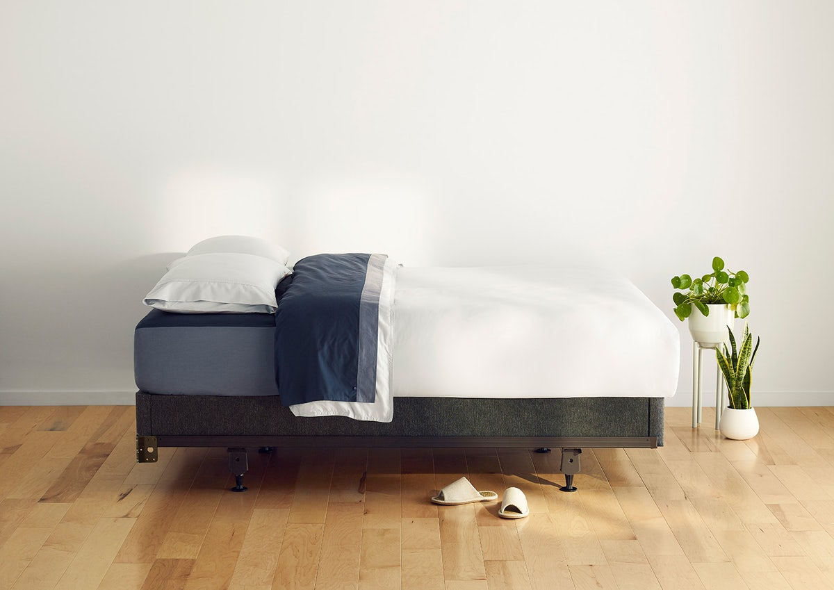 Metal Bed Frame All Sizes Twin To California King Casper 174