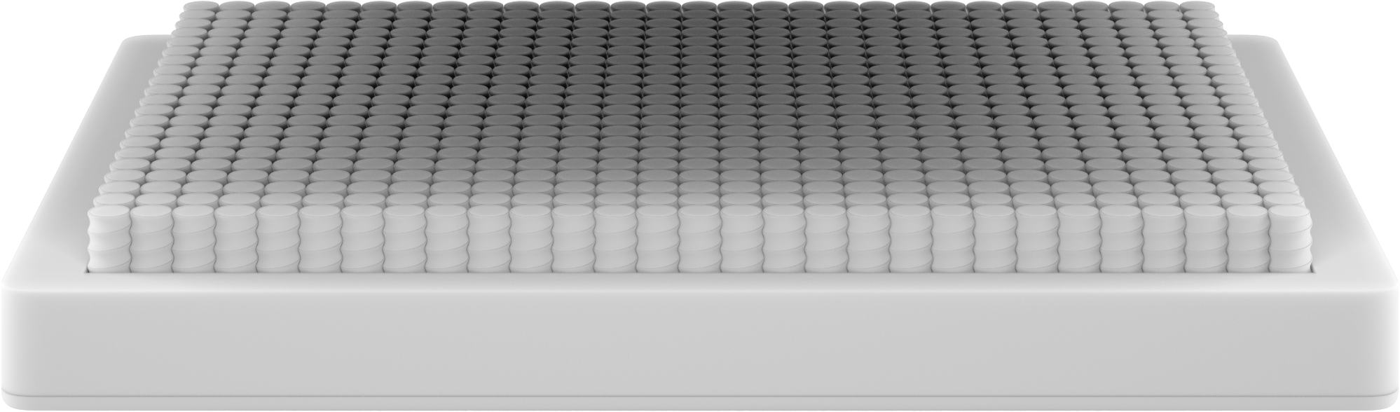 Nova hybride matelas bottom layer render